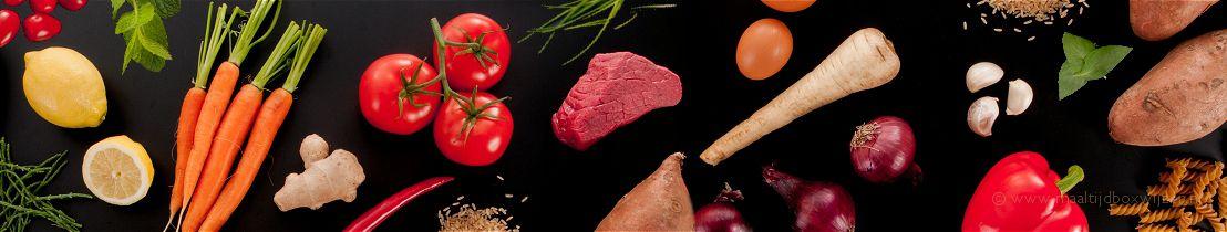 Verse ingrediënten als basis van heerlijke gerechten in je maaltijdbox