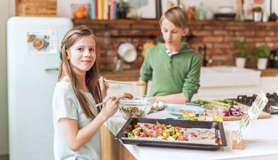 HelloFresh heeft veel kindvriendelijke gerechten