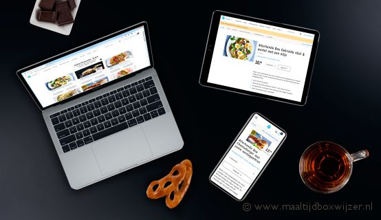 AH online maaltijdbox en boodschappen bestellen