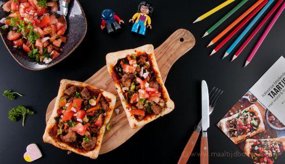 De Allerhande maaltijdbox heeft kindvriendelijke gerechten