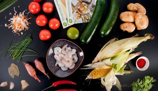 HelloFresh maaltijdbox ingrediënten