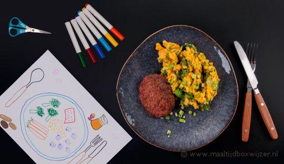 Kindvriendelijke gerechten bij Ekomenu