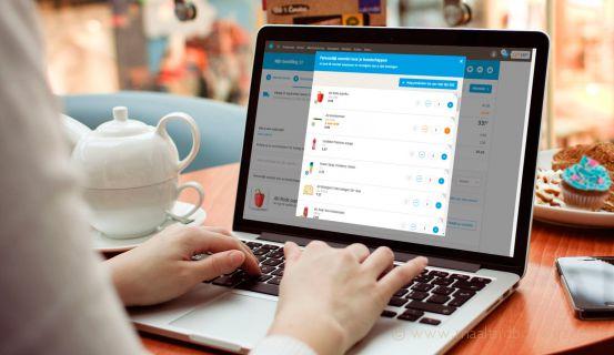 AH online boodschappen bestellen