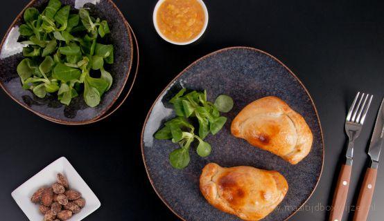 Empanada's van Marley Spoon gerecht