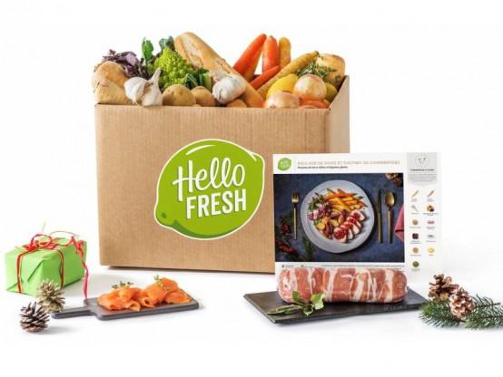 De HelloFresh kerstbox