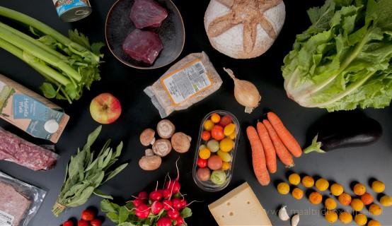 Willem&Drees maaltijdbox ingrediënten