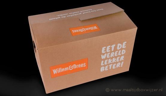 De maaltijdboxen van Willem en Drees