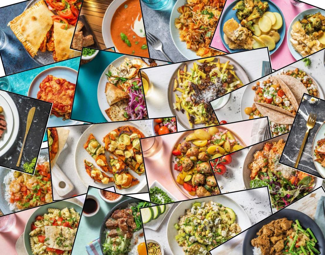 De HelloFresh gerechten van deze week