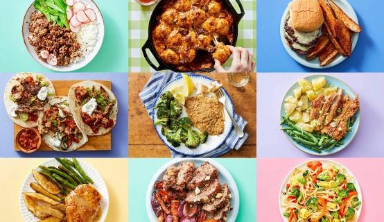 Dinnerly gerechten deze week